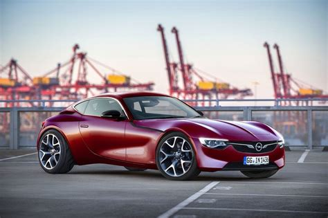 New Opel Gt by Opel Gt Concept Production Version Revealed Drivers Magazine