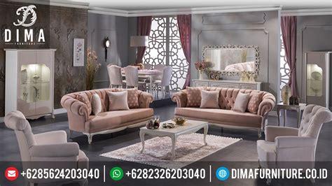 Jual Sofa Model Terbaru jual 1 set sofa tamu minimalis mewah terbaru jepara lisbon
