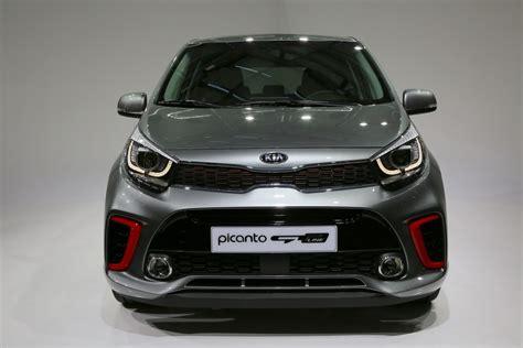 New Kia Turbo All New Kia Picanto City Car Detailed Gains Sporty Turbo
