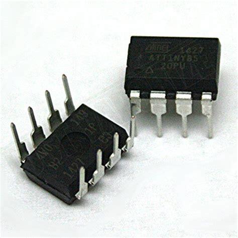 Produk Istimewa Attiny85 20pu 8 Bit Atmel Microcontroller Dip8 Mcu Uc 2x atmel attiny85 20pu 8 bit 20mhz mcu