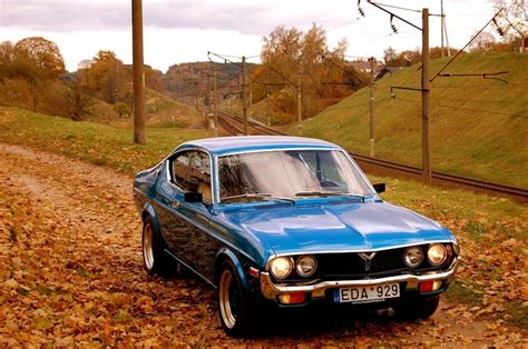 is mazda an american 1976 mazda 929 not the 65 mustang my cars pinterest
