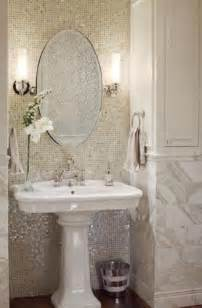 French Country Powder Room French Country Gets Fresh Co Homes Amp Lifestyles August
