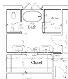 Master Bathroom Floor Plans With Walk In Shower Gallery For Gt Master Bathroom Layout