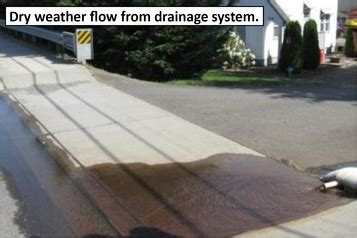 reporting spills & eliminating illicit discharges | wsdot