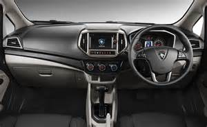 Proton Persona Interior All New Proton Persona Launched Motor Trader Car News