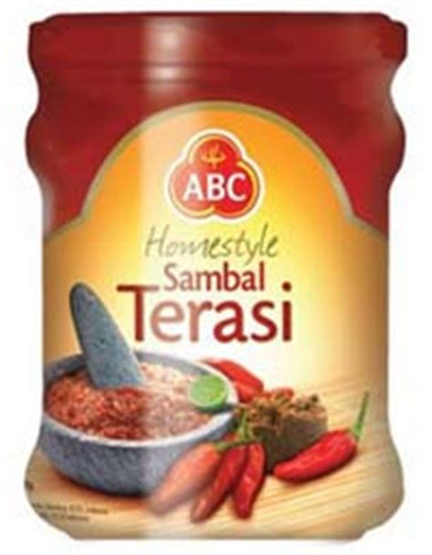 Indofood Sambal Hijau 200g sambal terasi abc balacan relish citra sukses