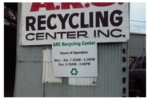 recycling coupon long beach ca