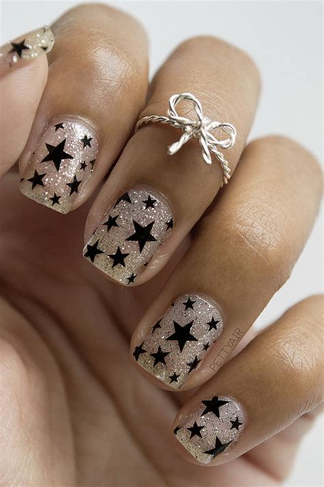 Front Porch Christmas Decorations 50 cool star nail art designs with lots of tutorials and