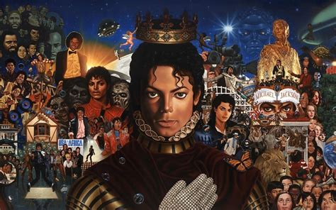 Underwater Wall Mural music wallpapers michael jackson collage wallpaper