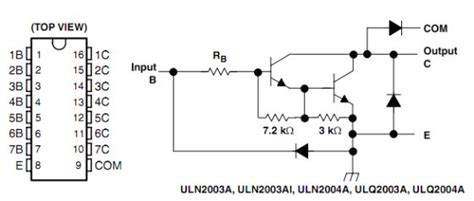 Uln2003a lab 12 basics of led dot matrix display embedded lab