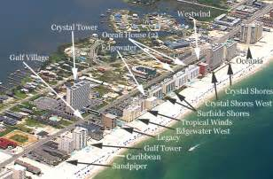 Beach House Rentals In Pensacola - gulf shores condos for sale aerial image search condoinvestment com