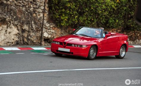 Alfa Romeo Rz by Alfa Romeo Rz 28 August 2016 Autogespot