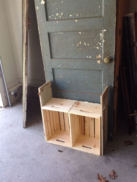 old door bench 17 best images about hall tree furniture on pinterest