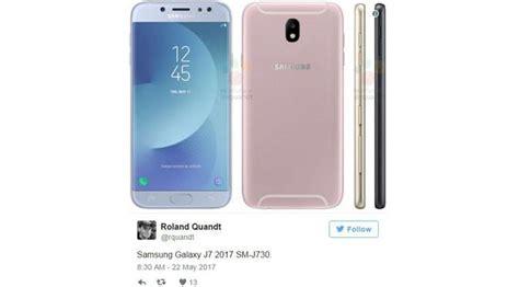 Kamera Depan Samsung Galaxy S4 Original bocoran gambar beredar galaxy j7 2017 punya 4 varian