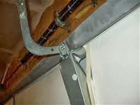 Garage Door Reinforcement Bar by Garage Doors Repairs Installations Opener Reinforcement
