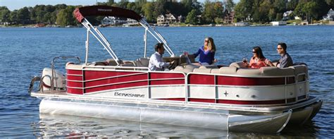 berkshire pontoon boats berkshire pontoon boats model reviews research the best