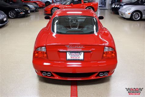 2005 Maserati Gransport For Sale by 2005 Maserati Gransport Coupe Stock M5674 For Sale Near