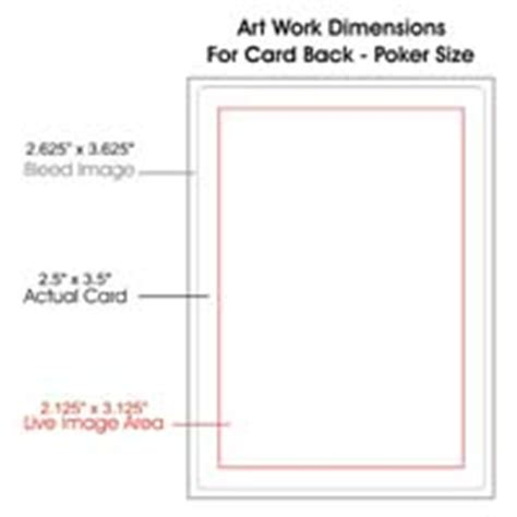 card template actual size 187 graphics and templates