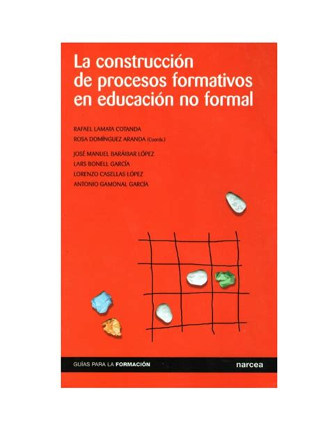 libro why there is no libro la construcci 243 n de procesos formativos en educaci 243 n no formal