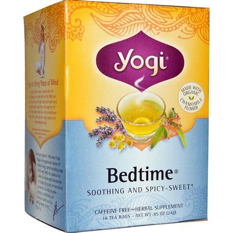 Free Yogi Tea Sles by Yogi Tea Organic Teas Blend Caffeine Free Bedtime 16