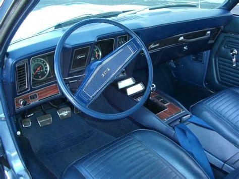 69 Camaro Interior by 1967 1969 Camaro Interiors