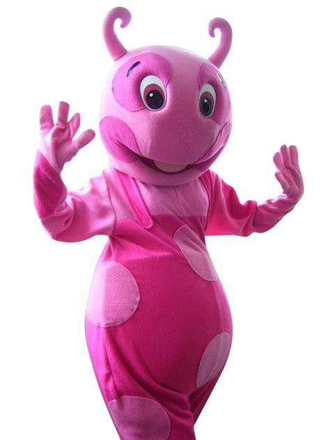 Backyardigans Pink Professional Design Customization The