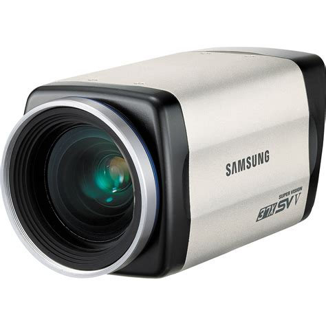 Cctv Zoom samsung scz 3370 37x zoom hd color cctv scz 3370 b h