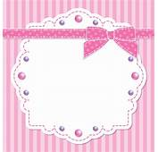 Pink Style Kid Card Designs Vector 03  Free