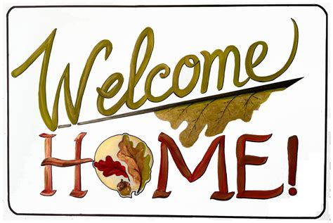 welcome home sign www pixshark images galleries