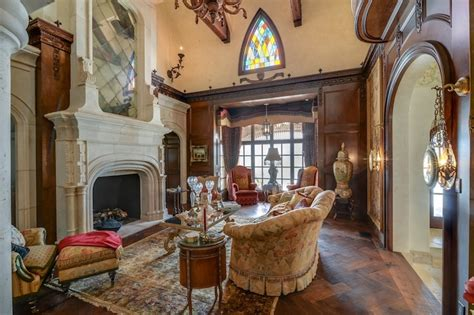 texas chateau home decor old world gothic and victorian interior design more old
