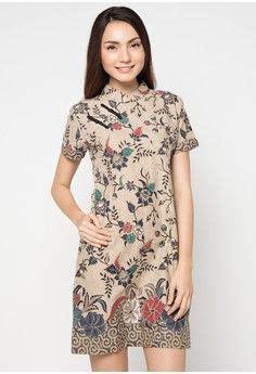 Bhatara Brown Bhatara Batik 25 best ideas about batik dress on model