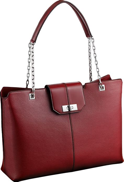 Cartier Poised To Launch Luxury Handbag Line Like This New Marcello by Cartier Classic Chain Tote Bag For Best Designer