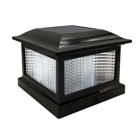 Hton Bay 5 5 In X 5 5 In Outdoor Black Solar Hton Bay Solar Lights Review