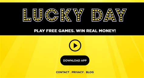 game android yg ada mod luckyday apps rebut dollars via android ios seputar