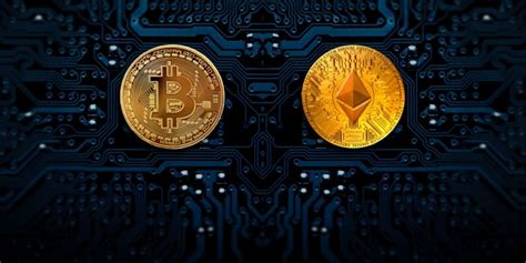 bitcoin ethereum what are the differences between bitcoin and ethereum