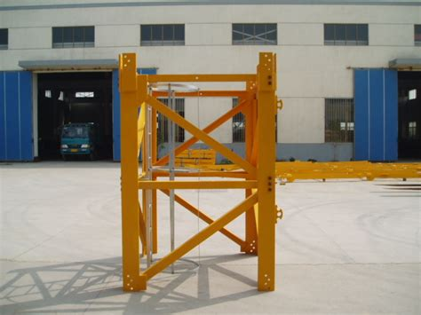 tower crane mast section mast section for liebherr potain tower crane cranes