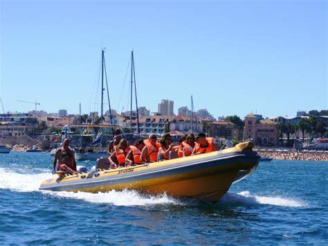 speedboot lissabon megaverde passeios de barco