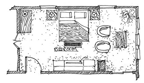 how to draw a simple floor plan by how to draw a floor plan in 8 simple steps be inspired