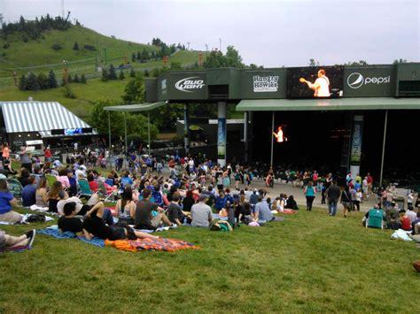 dte lawn seats detroit summer concerts dte energy theatre