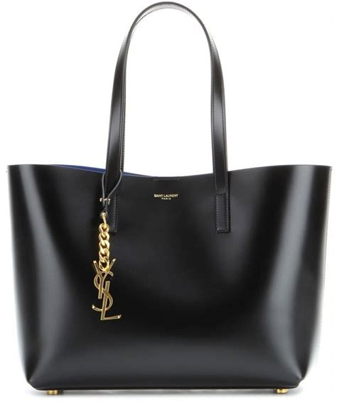saint laurent classic monogram leather tote bragmybag