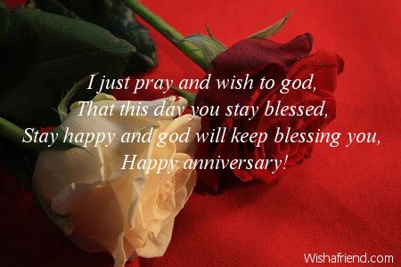 Wedding Wishes Christian by Spiritual Anniversary Quotes Quotesgram
