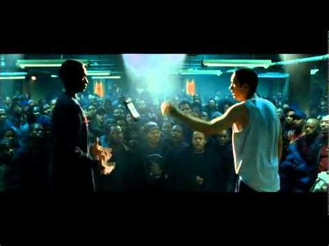 eminem movie last rap 8 mile 2002 last rap battle papa doc vs eminem youtube