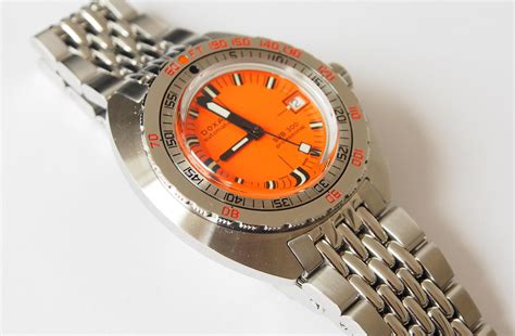 Historical Perspective ? The Doxa Sub 300, The Dive Watch Personified   Monochrome Watches