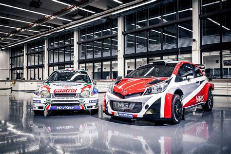 toyota returns  fia world rally championship  yaris