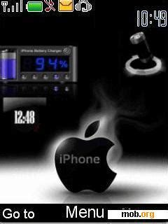 Themes Download Mob Org | download free iphone apple theme for symbian s40 5th edition