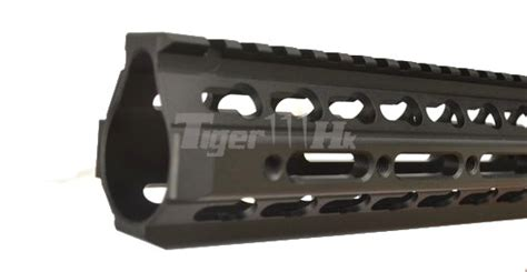 Front Set Gp 16quot Tmr g p metal tmr 11 inch ras for m4 m16 aeg black airsoft tiger111hk area