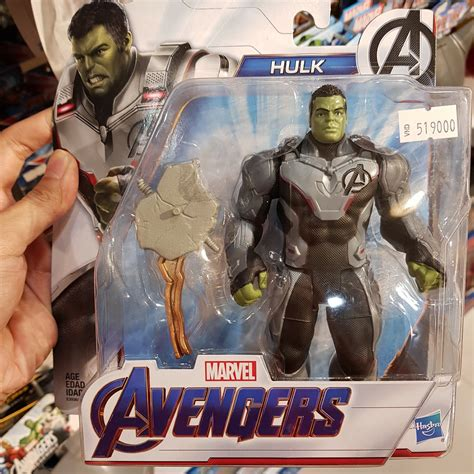 leaked avengers endgame toys confirm quantum realm suits