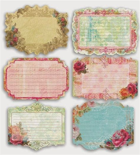 Butterfly Decorations For Home romantic flowers free printable retro labels oh my