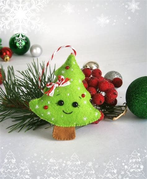 25 best ideas about felt christmas on pinterest