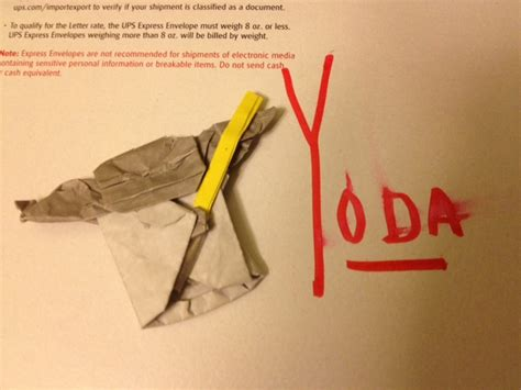 How To Fold The Cover Origami Yoda - origami yoda comes home origami yoda